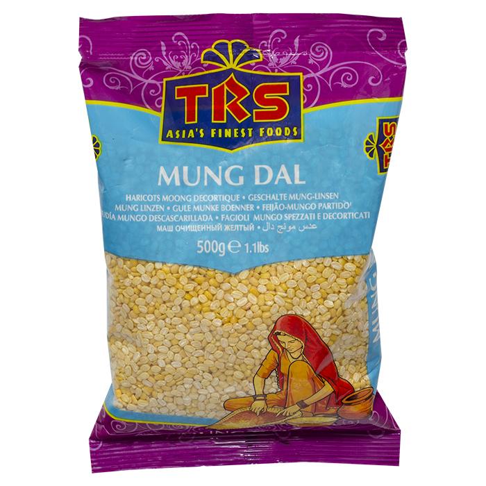 TRS - Mung Dal - geschälte Mungbohnen - 500g - ...