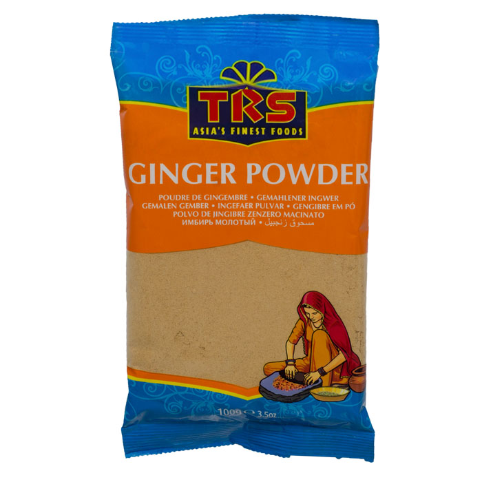 TRS - Ginger Powder - Ingwer Pulver - 100g - be...