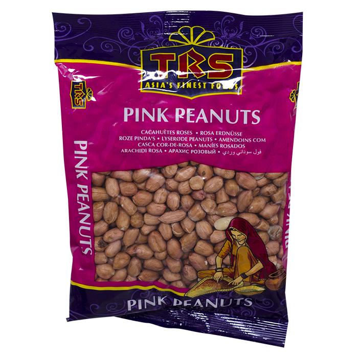 TRS - Pink Peanuts - Erdnüsse - ungesalzen - 37...