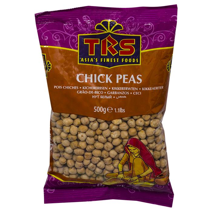 TRS - Chick Peas - Kichererbsen - hell - 500g -...