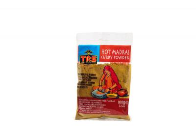 HOT Madras Curry Powder / Scharfes Currypulver ...