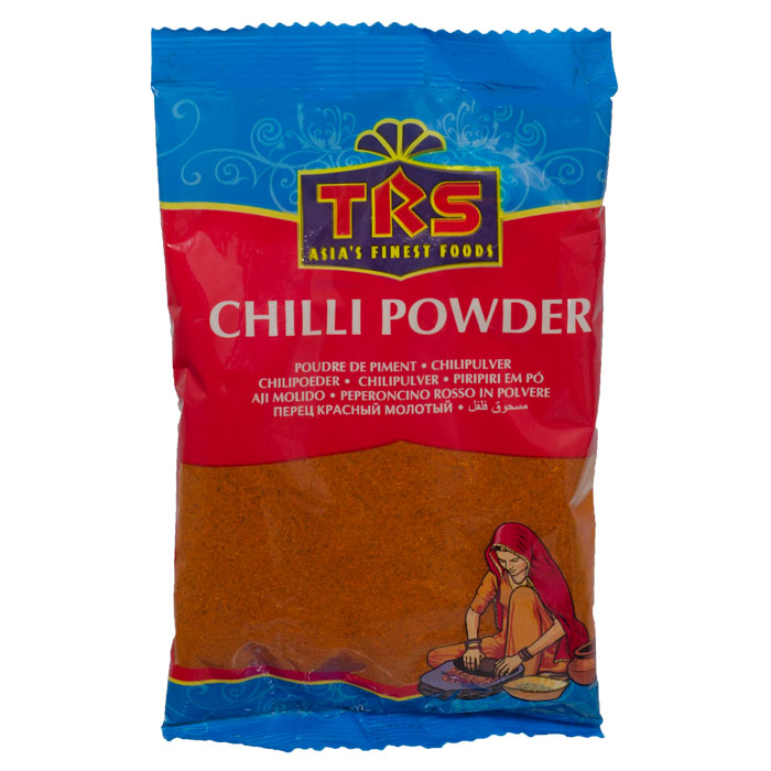 TRS - Chili Pulver - 100g - bei asiafoodland.de