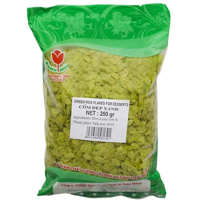 Xuan Hong - Reisflocken - grün - 250 g - bei as...