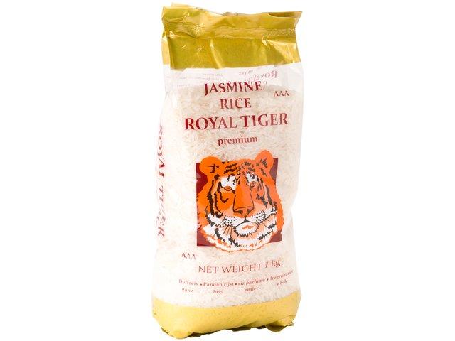 Royal Tiger - Jasmine Duftreis - 1 kg - bei asi...