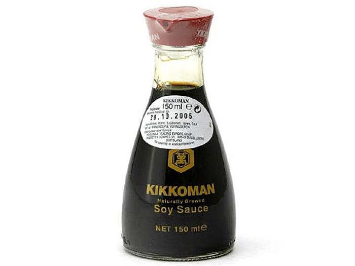 Kikkoman - Sojasauce - Designerflasche - 150ml ...