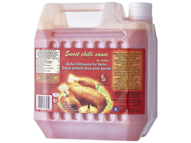 Cock Brand - Sweet Chili Sauce - Süße Chili Sau...