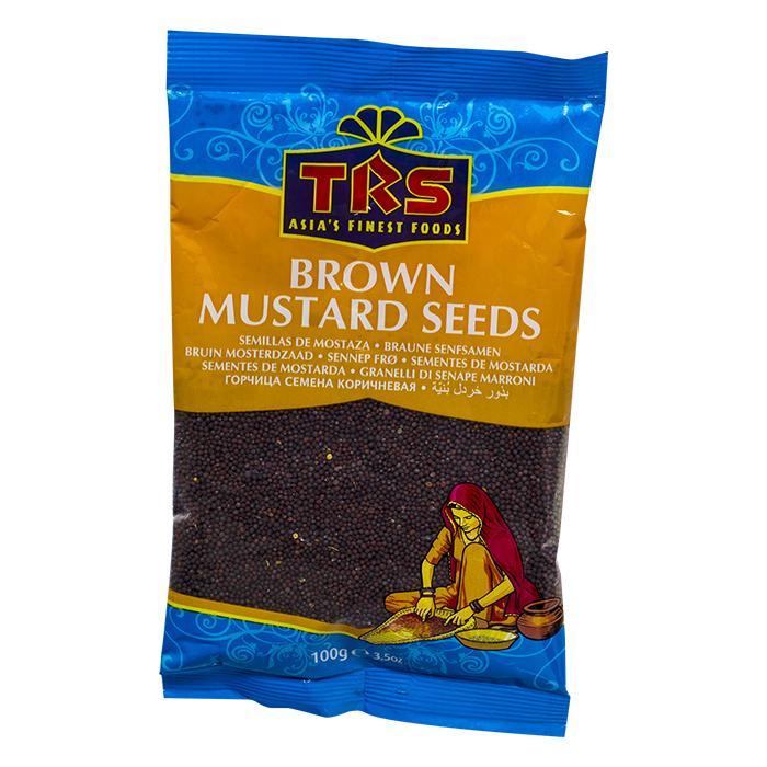 TRS - Brown Mustard Seeds - Braune Senfsamen - ...