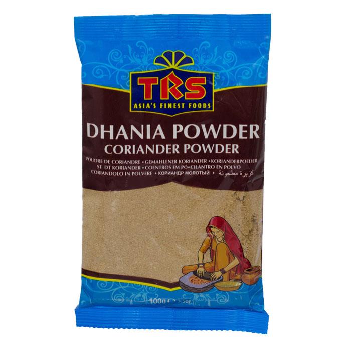 TRS - Dhania Powder - Koriandersamen gemahlen -...