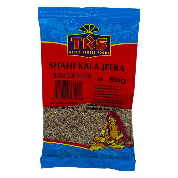 TRS - Shahi Kala Jeera - Schwarzkümmelsamen - 5...