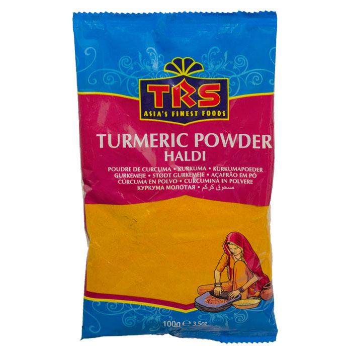 TRS - Turmeric Powder - Haldi - Kurkuma Pulver ...