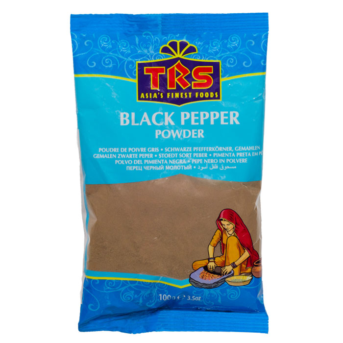 TRS - Black Pepper Powder - Schwarze Pfefferkör...