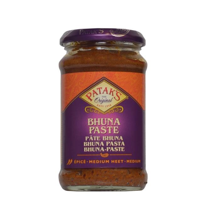 Patak´s - Bhuna Paste - Currypaste mit Tomate u...