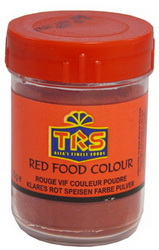 TRS - Lebensmittelfarbe - Pulver - ROT - Food c...