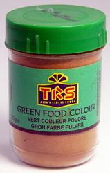 TRS - Lebensmittelfarbe - Pulver - GRÜN - Food ...
