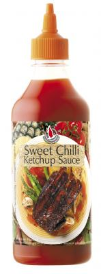 Flying Goose - Sweet Chili Ketchup Sauce - Scha...