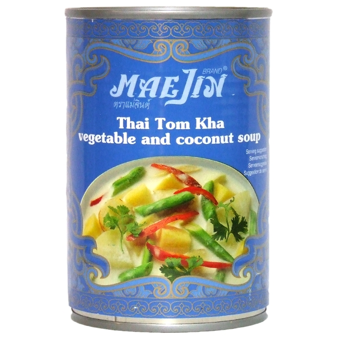 Maejin - Thai Tom Kha Suppe - Gemüse & Kokossup...