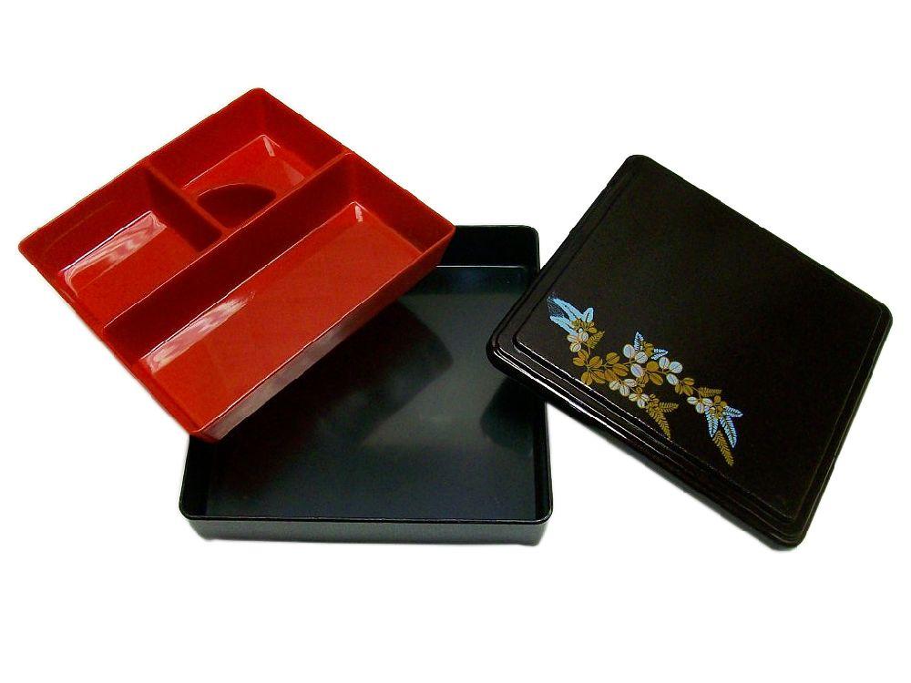 Bento Box -- Lunchbox -- hochwertiger Kunststof...