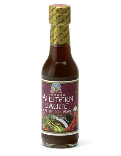Healthy Boy - Austernsauce - Oyster Sauce - sehr delikat! - 250 ml - bei asiafoodland.de