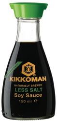 Kikkoman - Japanische Sojasauce - Salz reduzier...