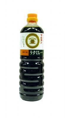 Marukin Shoyu - Japanische Sojasauce - Salz red...