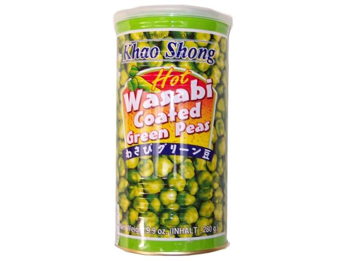 Grüne Erbsen mit Wasabi überzogen - 280g - bei ...