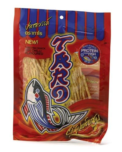 Fisch Snack - Taro - Hot Chili - 52 g - bei asi...