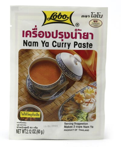 Lobo - Nam Ya Curry Paste - Namya thailändische...