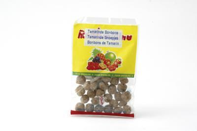 Thai fruit candy - Tamarind Bonbons - 100g - be...