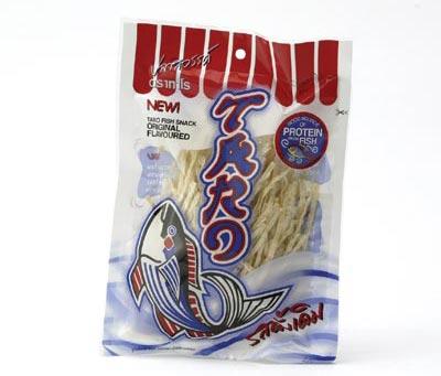 Fisch Snack - Taro - Original - 52 g - bei asia...