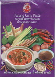 Cock Brand - Thai Currypaste panang - 50 g - be...