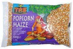 Popcorn Maize -- Popcorn Maiskörner -- TRS 500g...