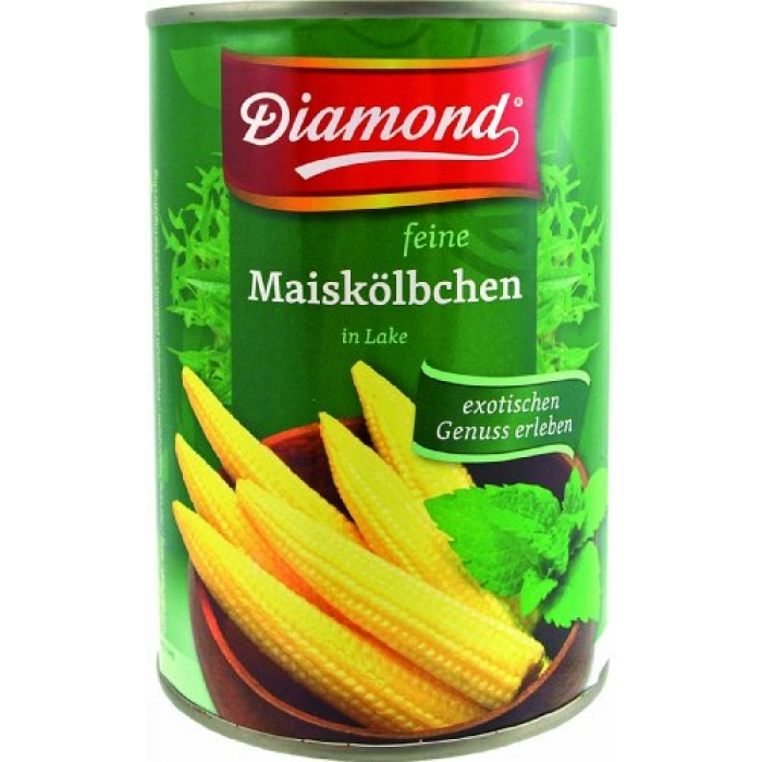 Feine Maisk�lbchen in Lake - Diamond - 425g