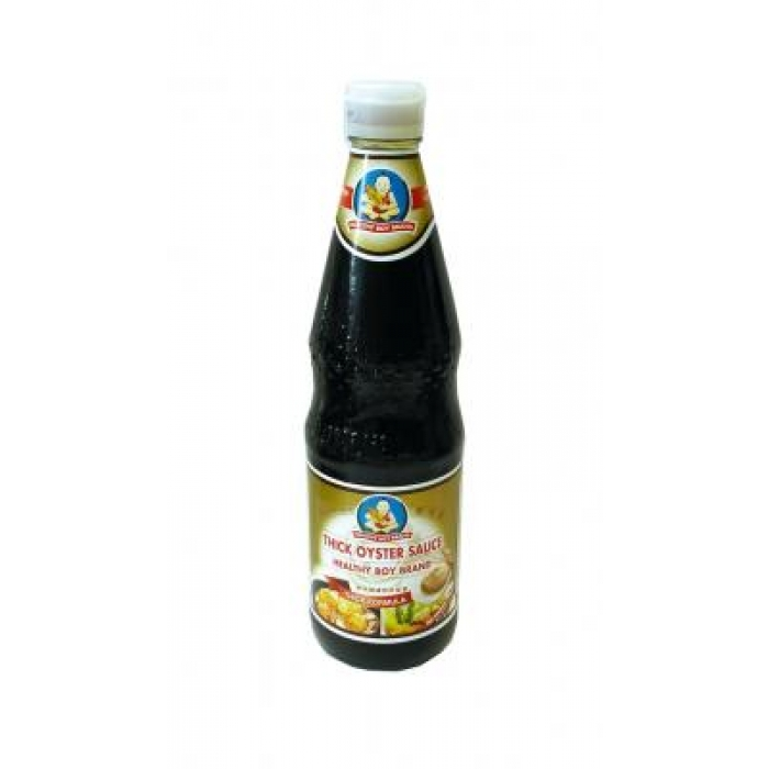 Dicke Austernsauce - Thick Oyster Sauce - Healthy Boy Brand - 700ml