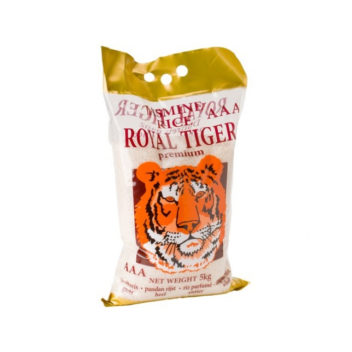 Royal tiger jasmine duftreis 5kg - Reis kochen quellmethode ...