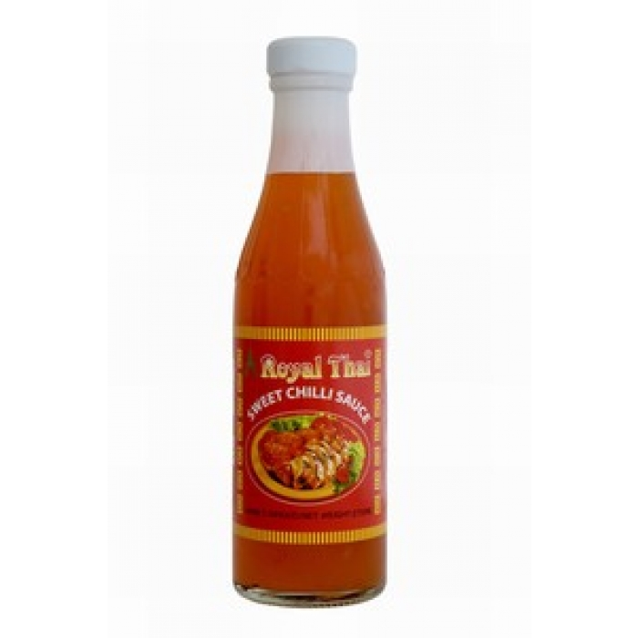 S��e Chili Sauce f�r Huhn - Sweet Chili For Chicken Royal Thai - 275ml
