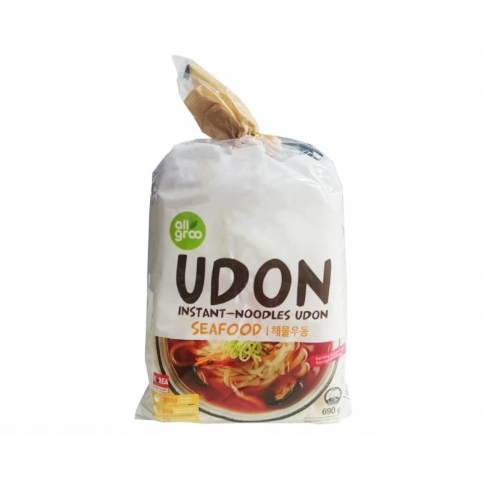 Udon - Seafood - 690g