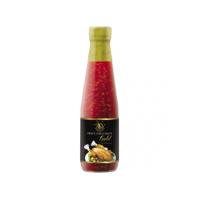 Flying Goose - Süße Chilisauce Gold / Sweet Chili Sauce Gold - 295 ml