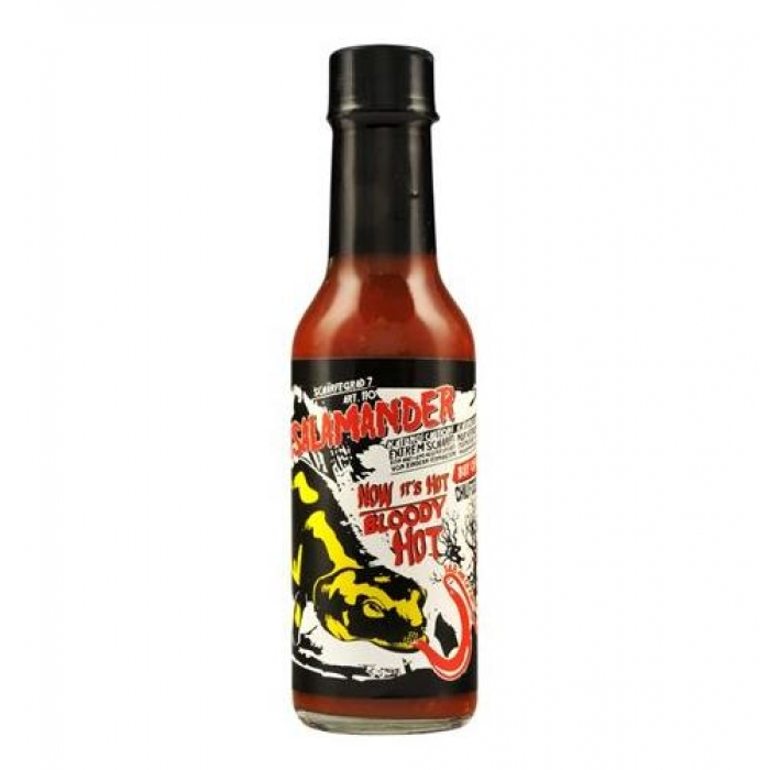 Feuersalamander -- Hot Sauce -- 148ml --  (7)