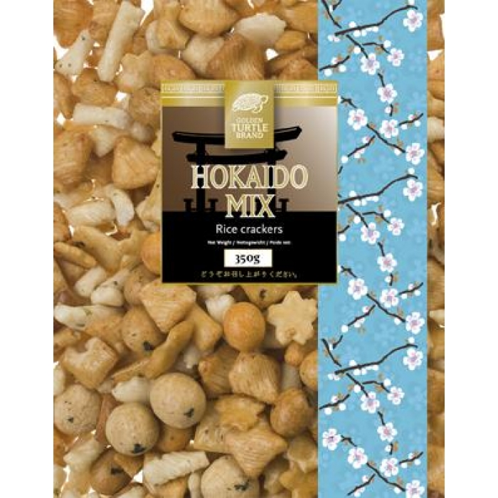 Reiscracker - HOKAIDO MIX - 350g