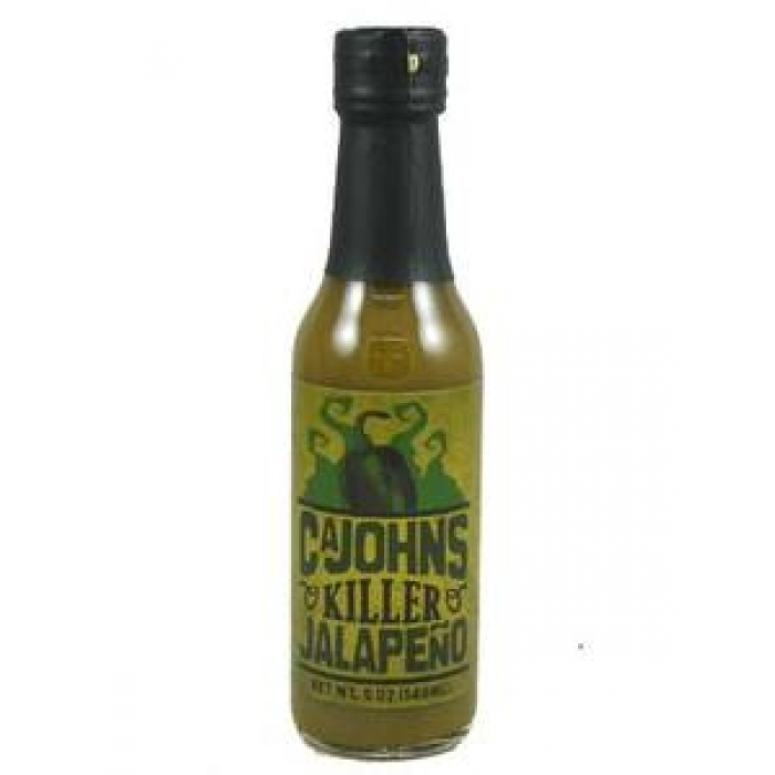 CaJohns Killer Jalapeno - 148ml
