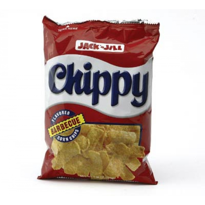Chippy Barbecue Mais Cracker -- Mais Chips jack´n jill 110g