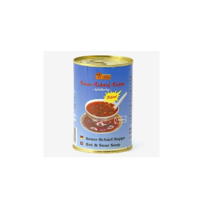 pikante scharf sauer suppe mit gegrilltem entenfleisch 410 g. Black Bedroom Furniture Sets. Home Design Ideas