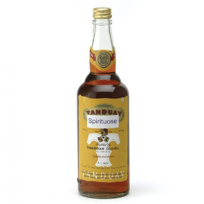 TANDUAY - philippinischer Rum 40% vol. - 750ml