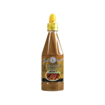 Tamarinden Paste - Tamarind Paste - Thai Dancer 435ml PET Flasche