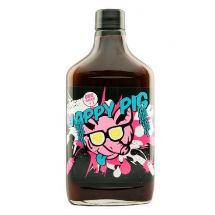Happy Pig Barbeque Sauce - 375ml