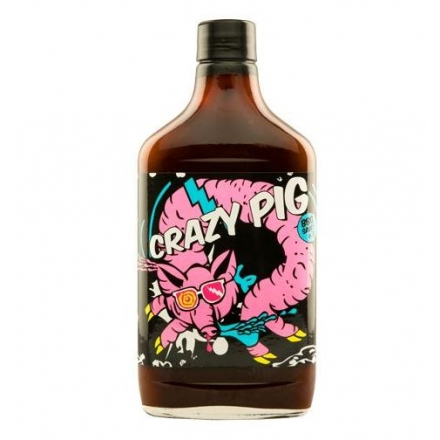 Crazy Pig Barbeque Sauce - 375ml
