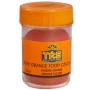 Lebensmittelfarbe - Pulver - ORANGE - Food colour TRS 25g