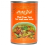 Maejin - Thai Tom Yam / Yum Gemüse scharf/sauere Suppe - 410ml