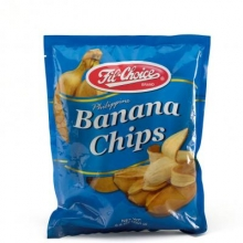 Fil-Choice - Bananenchips - gebackene Bananenscheiben - superlecker - 250 g