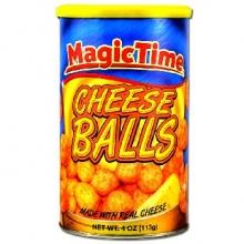 Magic Time - Cheese Balls 113g